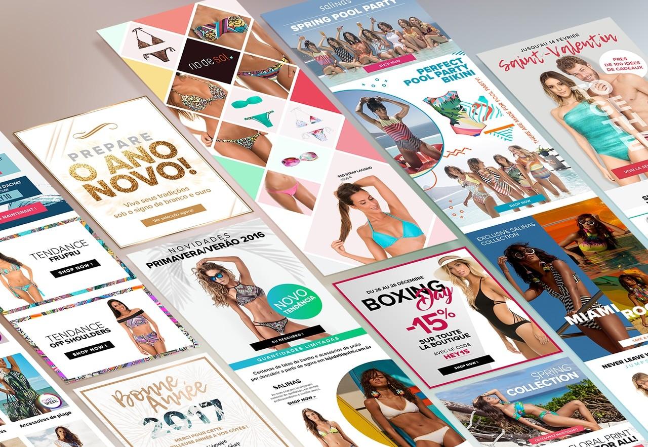 Newsletters Brazilian Bikini Shop